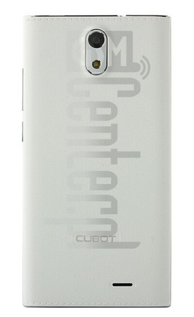 CUBOT S308 image on imei.info