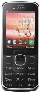 ALCATEL 2050A image on imei.info