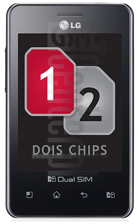 LG E405f Optimus L3 Dual image on imei.info