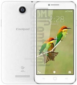 CoolPAD 5263S image on imei.info