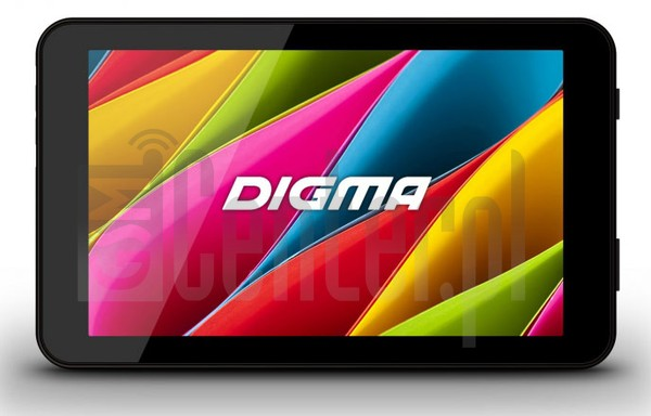 DIGMA Optima 7.61 image on imei.info