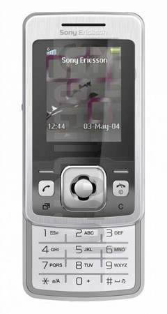 SONY ERICSSON T303 image on imei.info