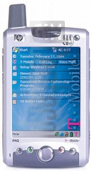 HP iPAQ h6325 image on imei.info