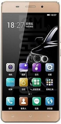 GIONEE Marathon M5 mini image on imei.info