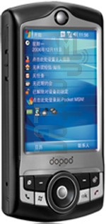 DOPOD D805 (HTC Love) image on imei.info