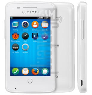 ALCATEL OT-4012X One Touch Fire image on imei.info