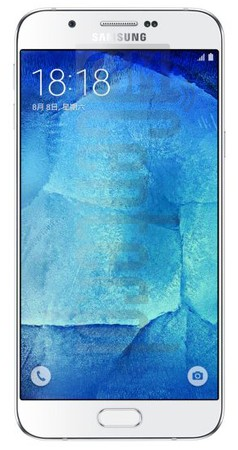 SAMSUNG A800S Galaxy A8 image on imei.info