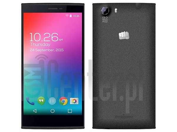 MICROMAX Canvas Play 4G Q469 image on imei.info