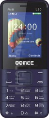 IMEI Check QQMEE L20 on imei.info
