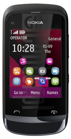 NOKIA C2-02 image on imei.info