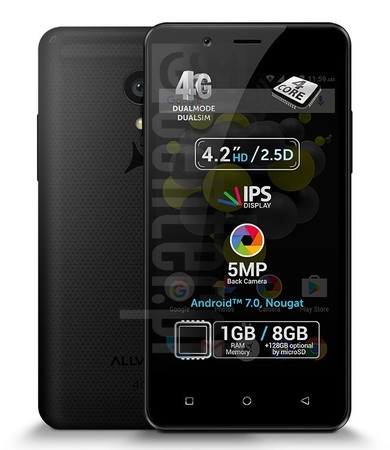 IMEI Check ALLVIEW P4 Pro on imei.info