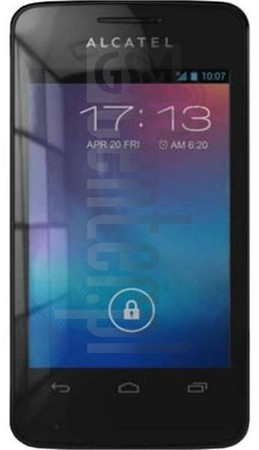 ALCATEL ONE TOUCH 4005D image on imei.info
