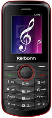 KARBONN K105 STAR image on imei.info