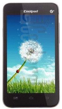 CoolPAD 8150D image on imei.info