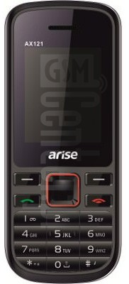 IMEI Check ARISE BINGO AX121 on imei.info