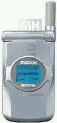 MAXON MX-7922 image on imei.info