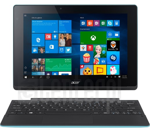 ACER SW3-013-11V9 Aspire Switch 10 E image on imei.info