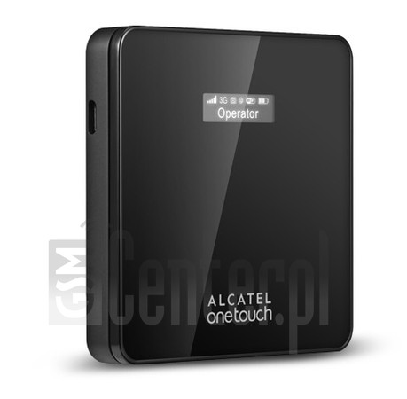 ALCATEL Y600M Super Compact 3G Mobile WiFi image on imei.info