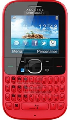 ALCATEL 3075A image on imei.info