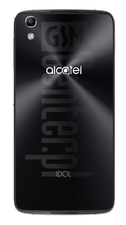 ALCATEL ONE TOUCH IDOL 4 6055K image on imei.info