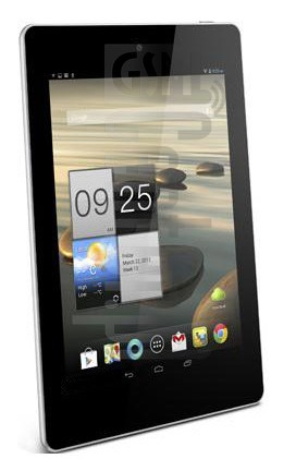 ACER A1-810 Iconia Tab image on imei.info
