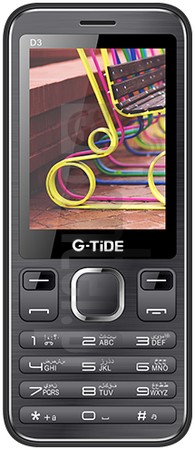IMEI Check G-TIDE D3 on imei.info