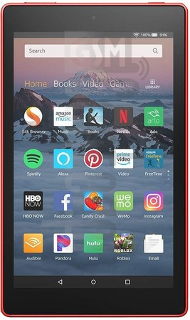 AMAZON Fire HD 8 2018 image on imei.info