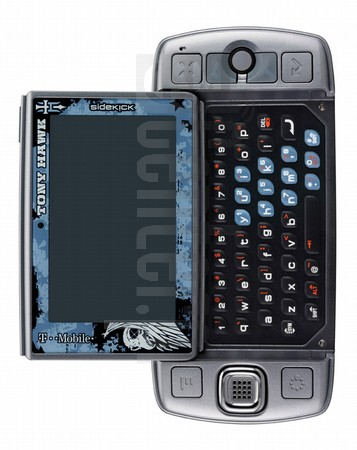 IMEI Check SHARP Tony Hawk Sidekick LX on imei.info