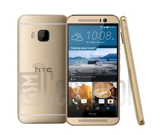 HTC One M9 image on imei.info