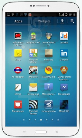 KingZone KingPad 1 image on imei.info