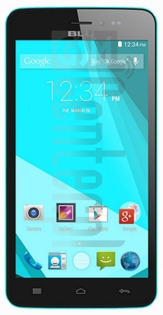 BLU Studio 5.0 C HD image on imei.info
