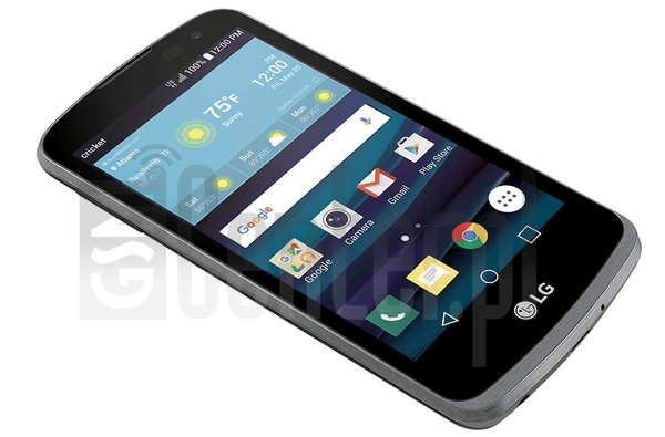 LG Spree Cricket K120 image on imei.info