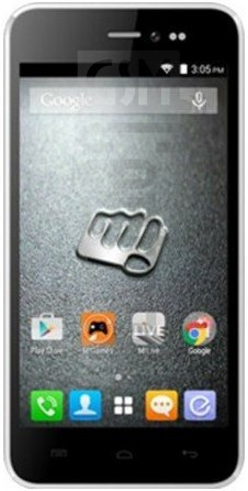 MICROMAX Q326 Bolt image on imei.info
