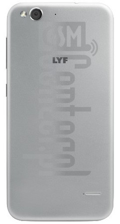 LYF Water 2 image on imei.info