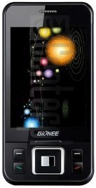 GIONEE E603 image on imei.info