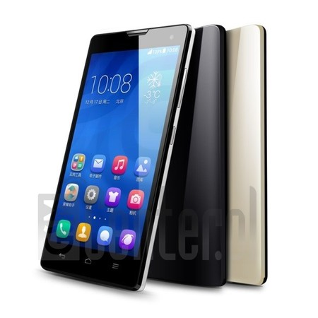 HUAWEI Honor 3C 4G image on imei.info