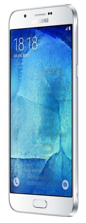 SAMSUNG Galaxy A8 image on imei.info