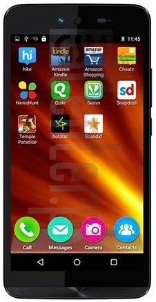 MICROMAX Bolt Q338 image on imei.info