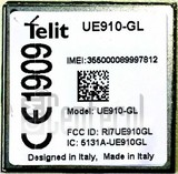 IMEI Check TELIT UE910-GL on imei.info