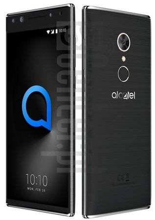 ALCATEL 5 image on imei.info