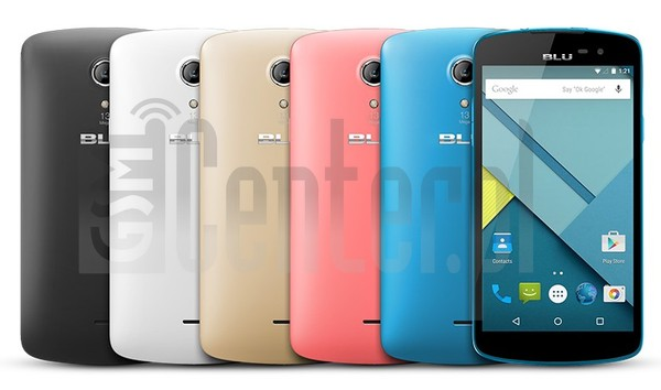 BLU Studio X D750L image on imei.info