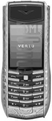 IMEI Check VERTU Damascus Steel on imei.info