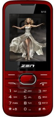 ZEN M18 image on imei.info