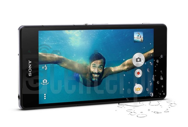 SONY Xperia Z2 D6503 image on imei.info