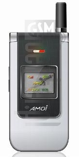 AMOI A210 image on imei.info
