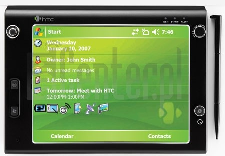 IMEI Check HTC Advantage X7501 (HTC Athena) on imei.info