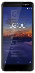 NOKIA 3.1 image on imei.info
