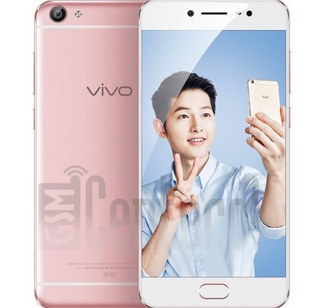VIVO V5 Plus image on imei.info
