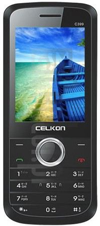 CELKON C399 image on imei.info