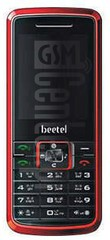 BEETEL GD410 image on imei.info